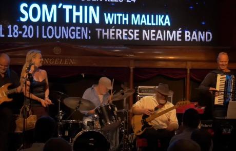 Videos: Som'thin' with Mallika at Engelen